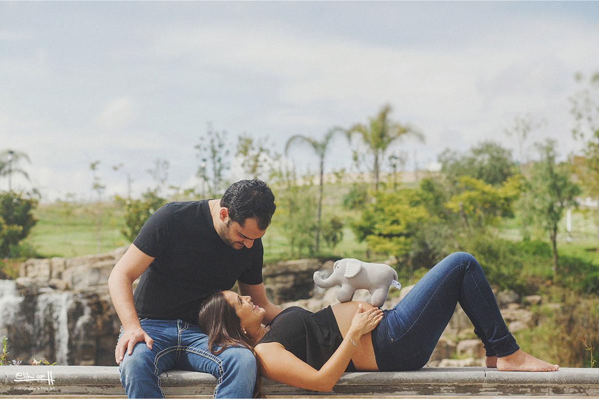 Fotógrafos en Puebla - Fotos de Embarazo