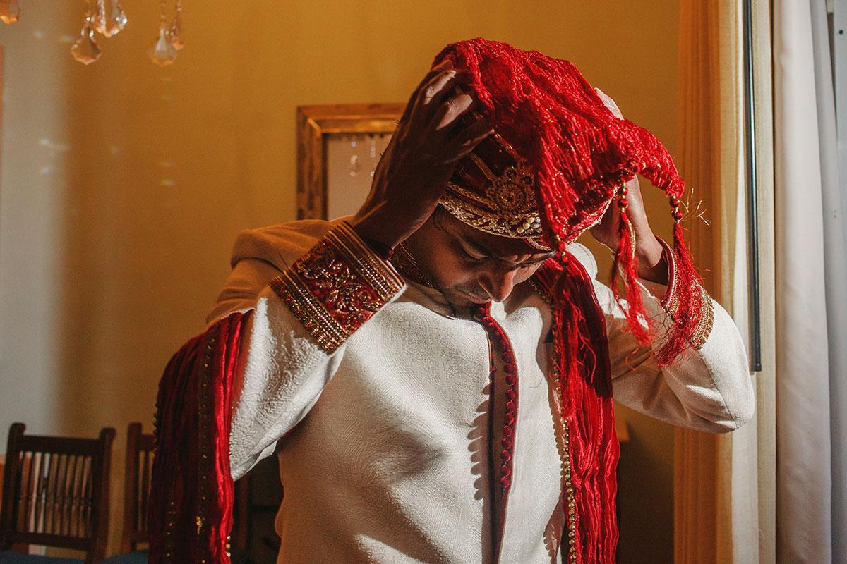 Gujarati Hindu wedding sheraton hacienda del mar los cabos mexico