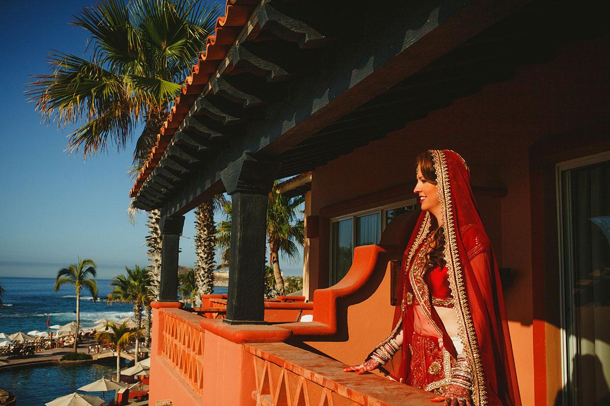 Gujarati Hindu wedding destination wedding mexico