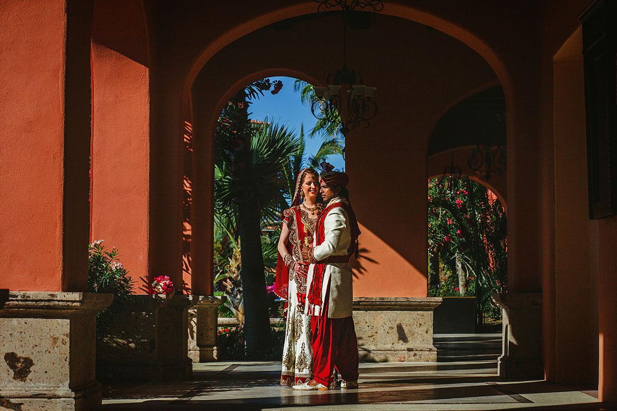 Gujarati Hindu Wedding at Sheraton Grand Hacienda del Mar Los Cabos México