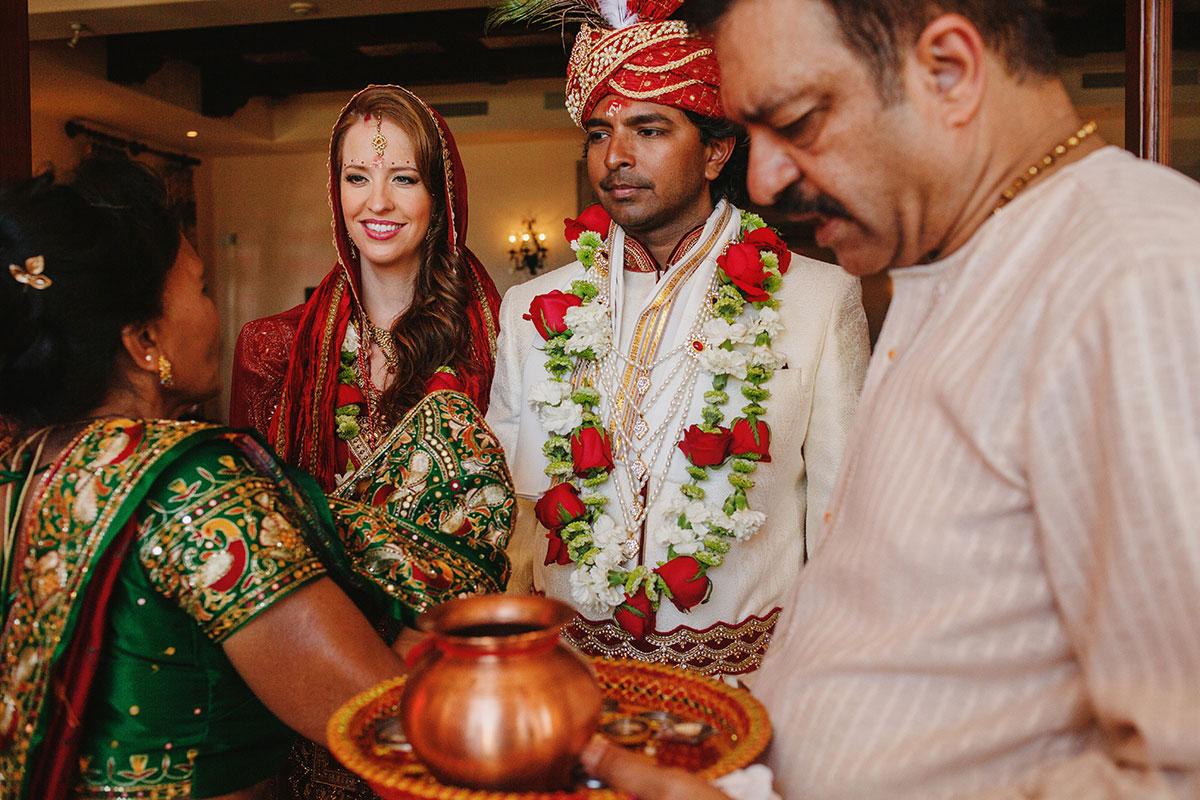 hindu wedding at los cabos mexico