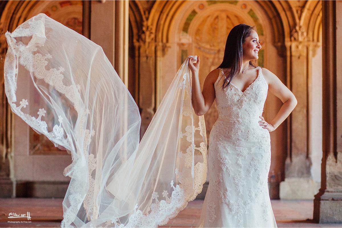 wedding photographer in central park new york